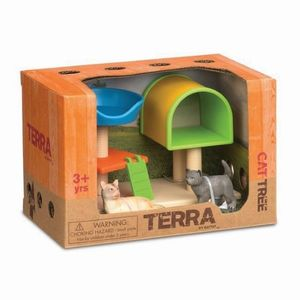 Terra Cats House & Basket