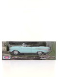 Motormax 1:18 1957 Chevy Bel-Air Convertible Die-Cast Model