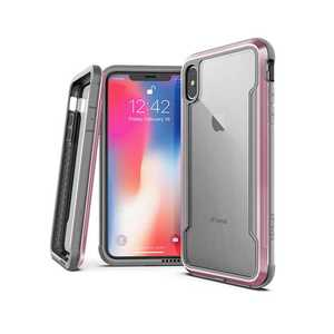 X-Doria Defense Shield Case Rose Gold for iPhone XS Max