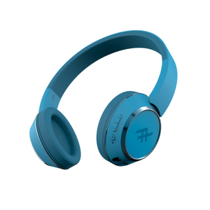 iFrogz Coda Blue Wireless Headphones