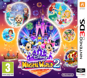 Disney: Magical World 2