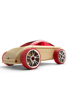 Automoblox C9 Sportscar Red-186