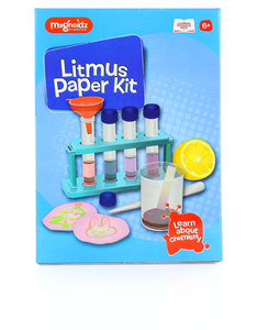 Keycraft Magnoidz Litmus Paper Science Kit