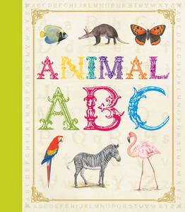 First Concept Animal Abc