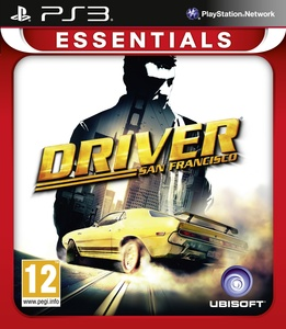 Driver San Francisco Essentials Ps3