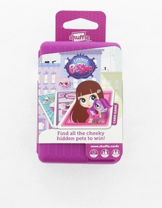 SHUFFLE LITTLEST PETSHOP CARD GAME