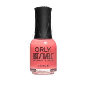 Orly Breathable Nail Treatment + Color Nail Superfood 18ml