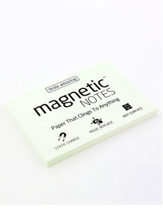 Magnetic Notes White M