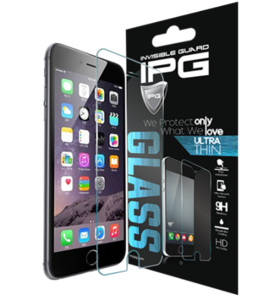 Ipg Tempered Glass Screen Protector Iphone 6