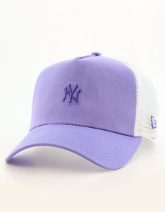 New Era Pastel Trucker Purple Cap