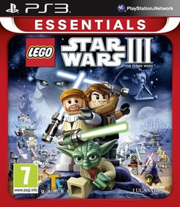 Lego Star Wars III Clone Wars Ps3