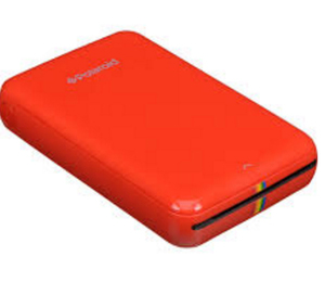 Polaroid ZIP Instant Photo Printer Red