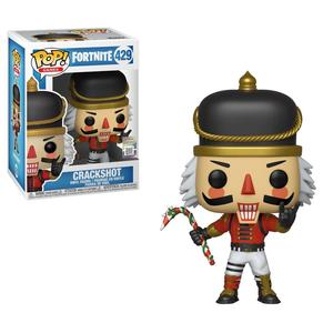 Funko Pop Games Fortnite S1 Crackshot Vinyl Figure
