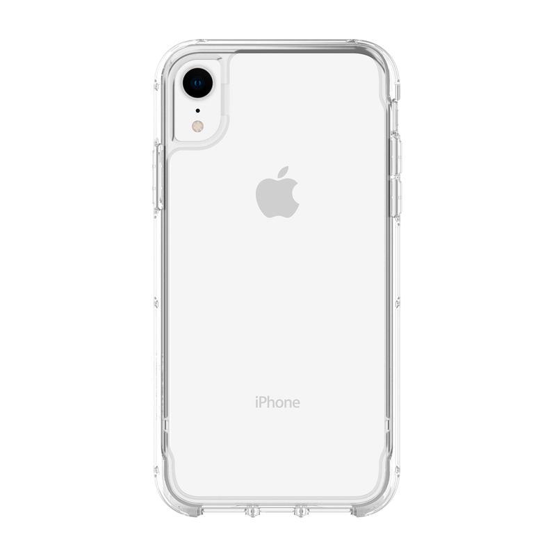 best service 8e509 b8e9e Griffin Survivor Case Clear for iPhone XR