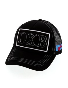 B180 Dxb With Dubai Brand1 Black Cap
