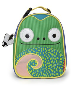 Skip Hop Zoo Lunchie Chameleon Lunchbag