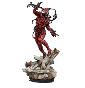 Sideshow Carnage Premium Format Figure Fourth Scale Figure