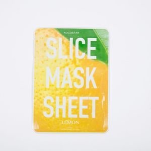 Kocostar Slice Mask Sheet Lemon [Pack Of 12]