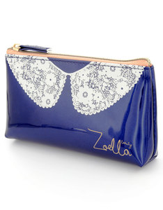 Zoella Lace Collar Purse