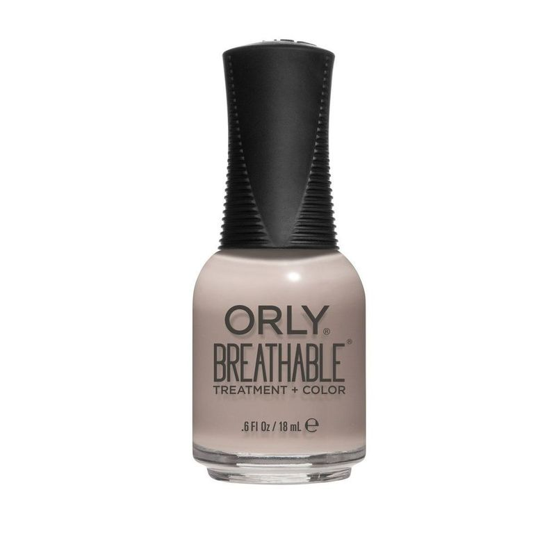 Orly Breathable Nail Treatment + Color Staycation 18ml