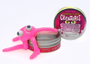 Pink Putty Creatures