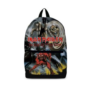 Iron Maiden Number of the Beast Classic Backpack