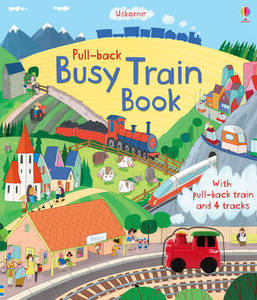 Pull-Back Busy Train