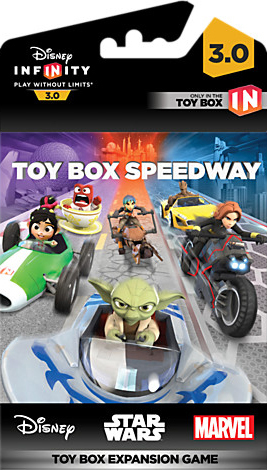 Disney Infinity 3.0: Play without Limits - Toy Box Speedway