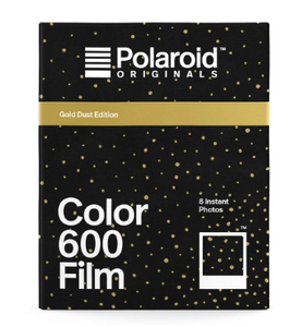 Polaroid 600 Color Film Metallic Red Frame Edition