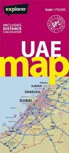 Uae Map 4Th Ed