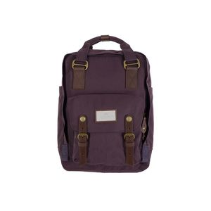 Doughnut Macaroon Grape Backpack