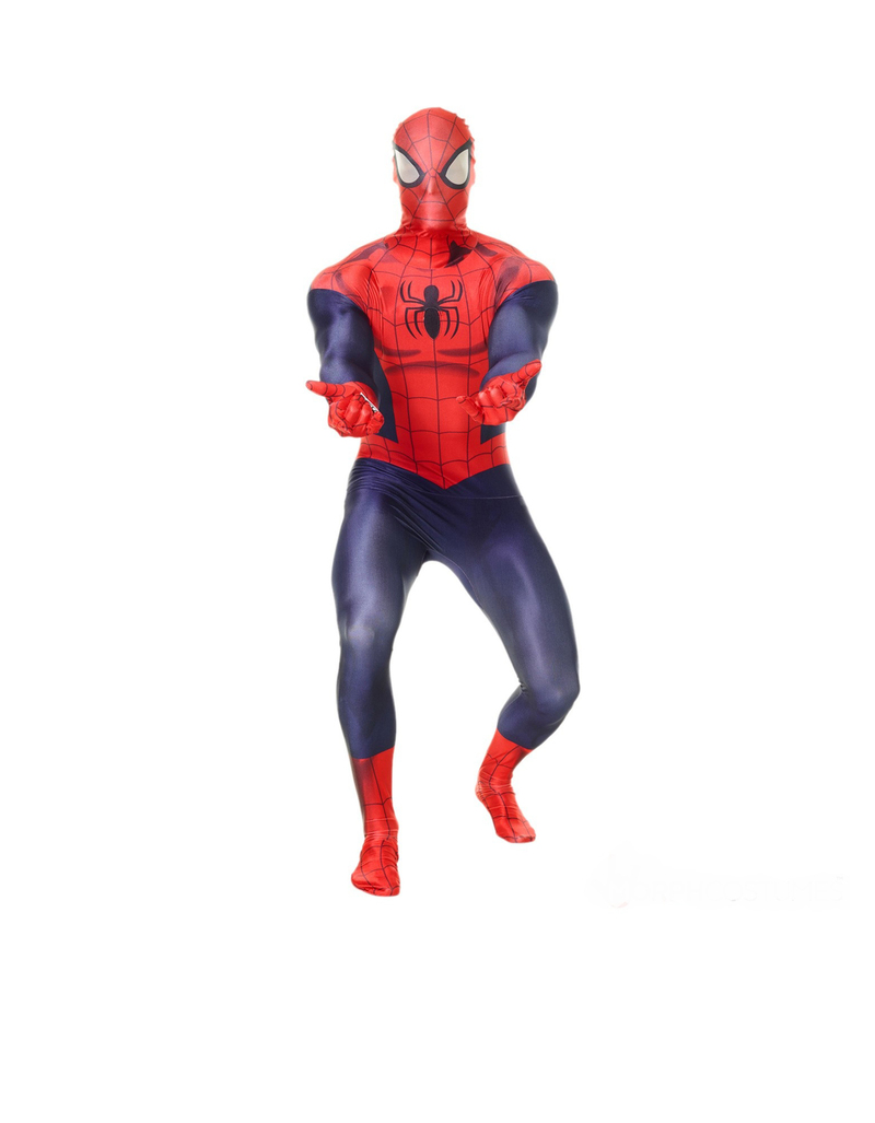 Ultimate Spider-Man Morphsuit L