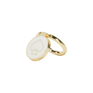 Kate Spade NY Stability Ring Gold/Cream Enamel for Smartphones