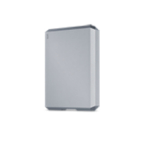 Lacie 5TB USB 3.1 Type-C Mobile Drive Space Grey