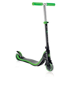 Globber Flow 125 Black/Green Scooter