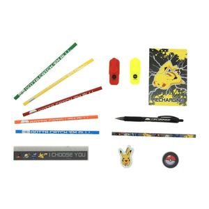 Blueprint Pokemon Sun & Moon Super Stationery Set