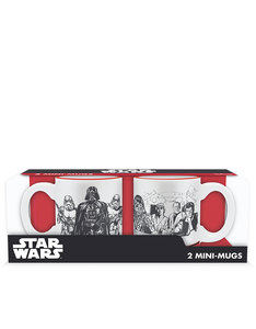Abystyle Star Wars Mini-Mugs Empire vs Rebels [Set of 2]