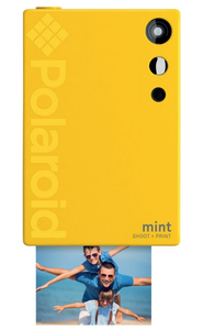 Polaroid Mint Instant Digital Camera Yellow