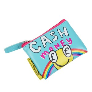 THE HAPPY NEWS CASH MONEY SMALL PURSE