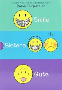 Smile, Sisters, And Guts: the Box Set