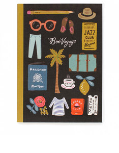 Rifle Paper Co Travel Essentials Journal