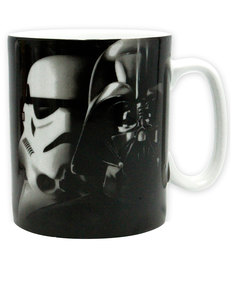 Abystyle Star Wars King-Size Mug Vader/Troopers 460ml
