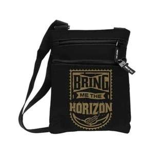 Bring me the Horizon Gold Body Bag