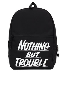 Mojo Baron Von Fancy Nothing But Trouble Backpack
