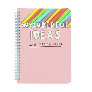 Happy News Notebook A5