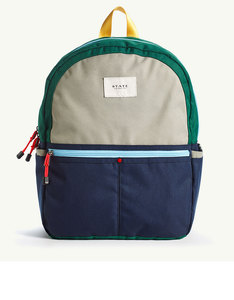 State Bags Kane Green/Navy Backpack