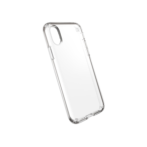 Speck Presidio Stay Clear Case Clear/Clear for iPhone XS
