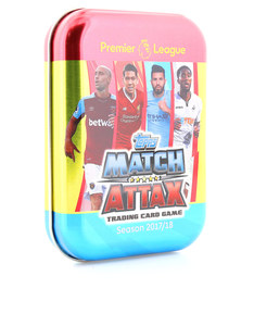 MATCH ATTAX PREMIER LEAGUE 2018 MINI TIN