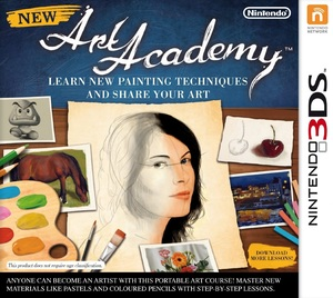 New Art Academy [Pre-owned]