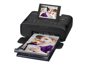 Canon SELPHY CP1300 Compact Photo Printer Black